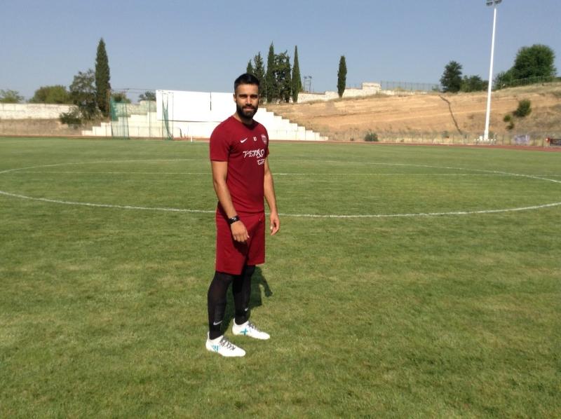 Νέα μεταγραφή για την ομάδα μας ο Δημήτρης Βεζυρτζόγλου